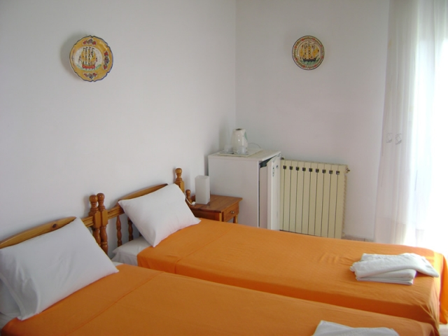 Accommodation in Thassos